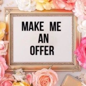 Other - MAKE ME AN OFFER❗️